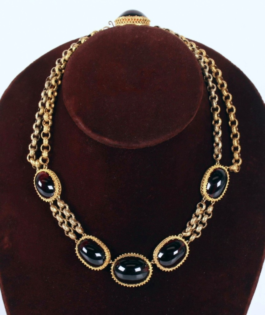 AB Locati Choker Necklace