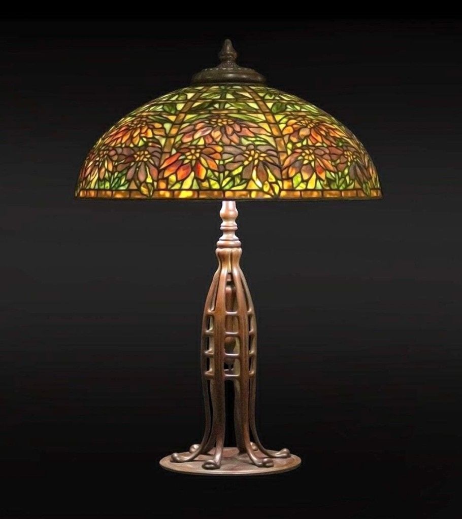 AB Malone Tiffany Lamp