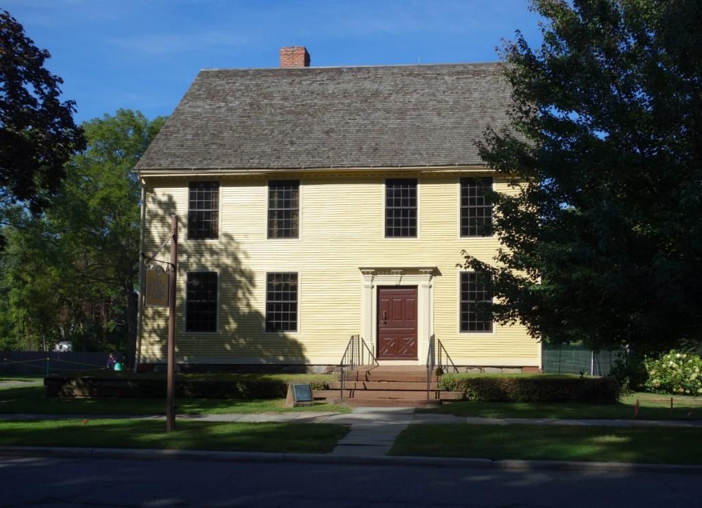Deane House.