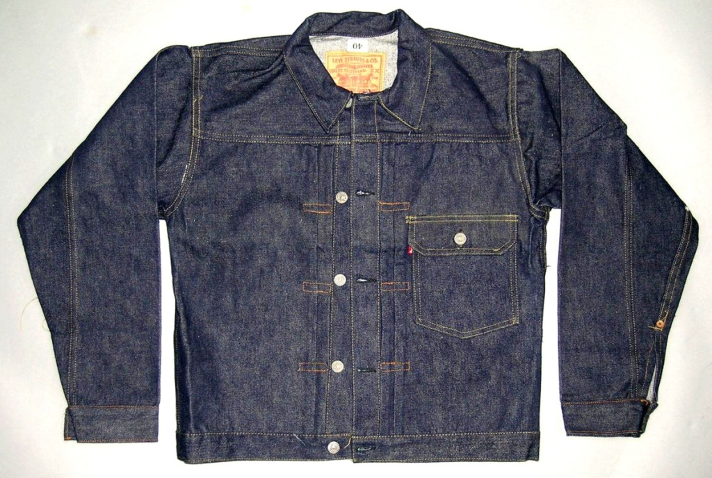 Daniel Buck has been developing a niche for himself selling vintage Levi jeans and outerwear. This 1930s Levi 506XX denim jacket sold to an Asian bidder in the room on the phone with his buyer. At $13,200, it was one of the higher priced items in the sale. The same buyer paid $12,000 for a similar jacket from the 1940s. Both had never been worn.