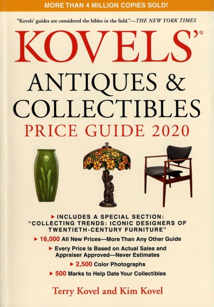Kovels Antiques & Collectibles Price Guide