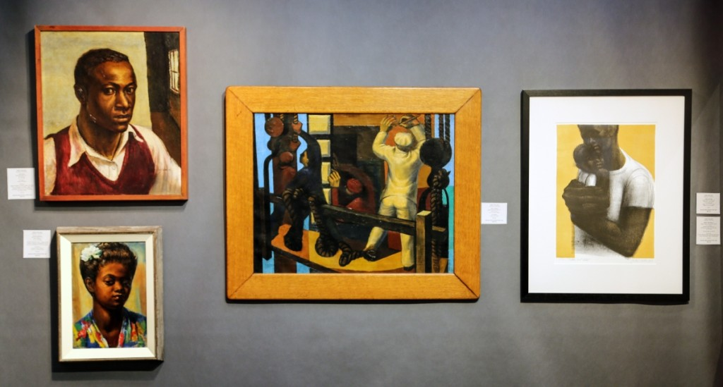 Works from Boston artist John Wilson were found at Martha Richardson Fine Art, Boston.