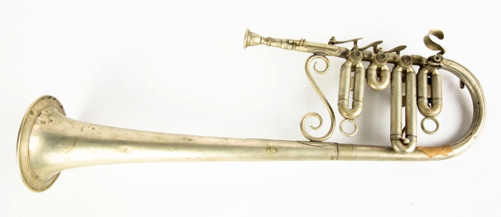AB Cottone Trumpet