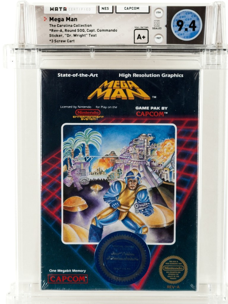 Heritage Most Expensive Sealed Video Game