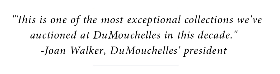 DuMouchelles Block Quote