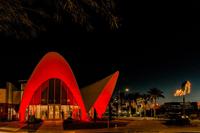 Tim Burton's Vision Of 'Lost Vegas' Illuminates The Neon Museum