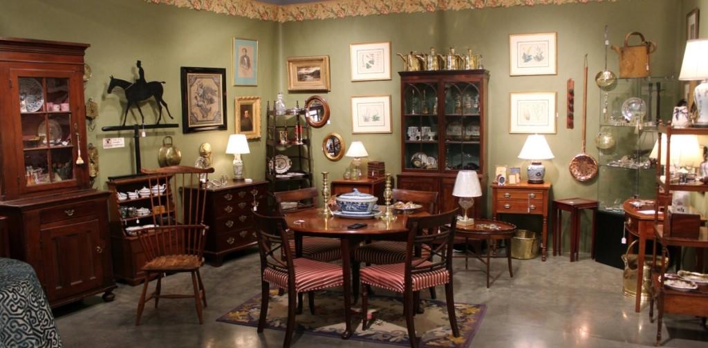Boyd's Antiques, Flourtown, Penn.
