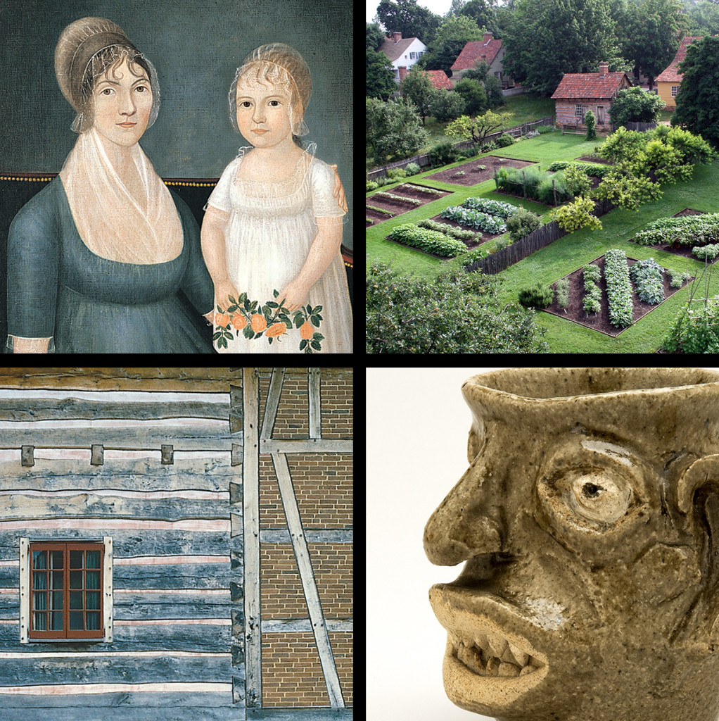 The Decorative Arts Trust has established a $100,000 prize to be awarded annually to a decorative arts, fine arts, architecture or landscape design project. Images courtesy Old Salem and Museum of Early Southern Decorative Arts.