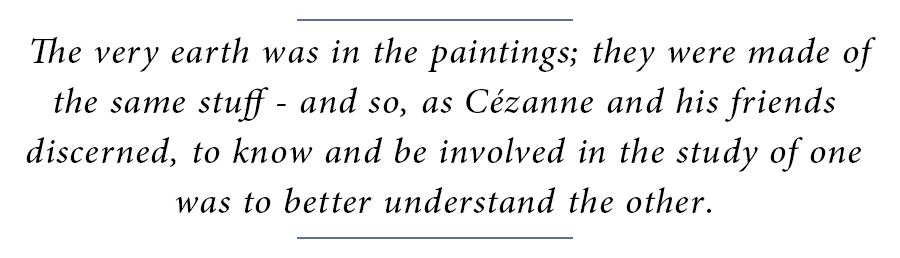 Cezanne Block Quote
