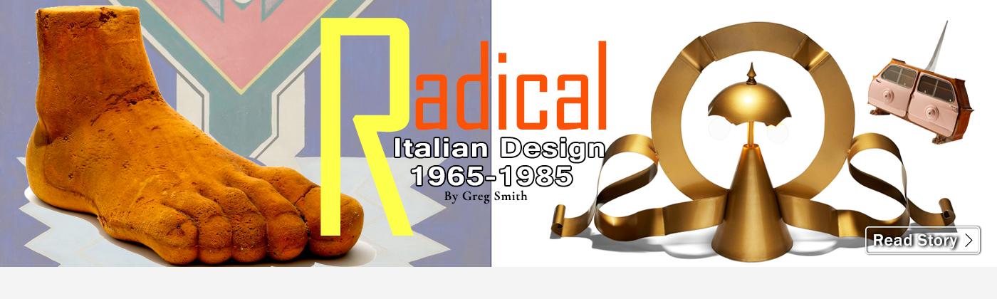 Radical: Italian Design 1965–1985