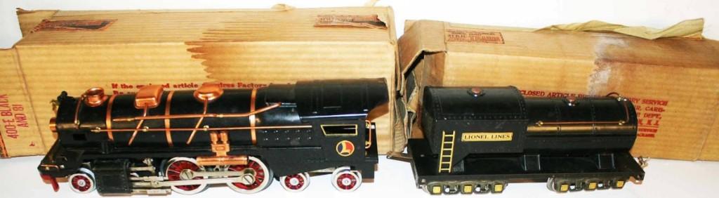 AB Witman Train Set