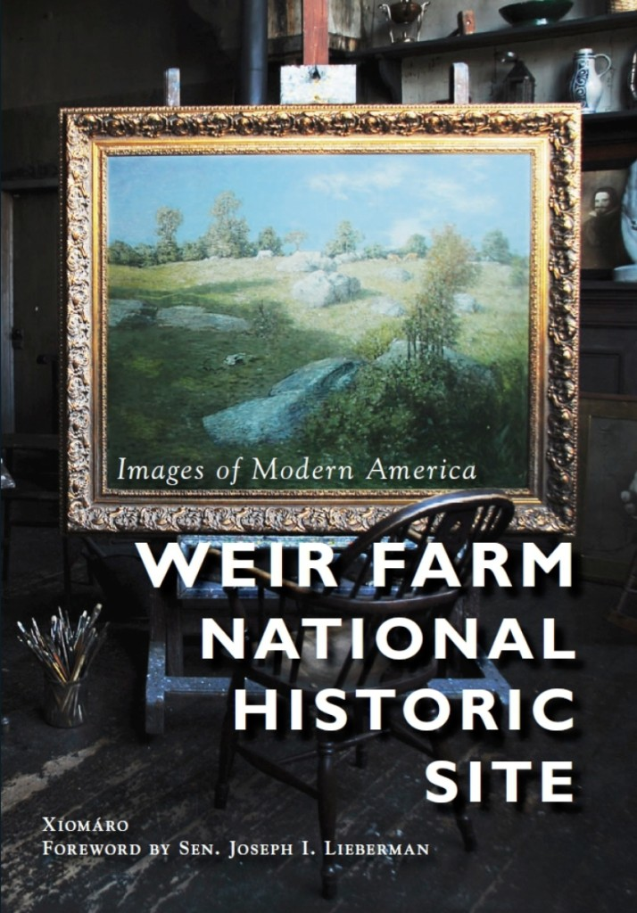 Xiomaro's new book Weir Farm National Historic Site   is available at http://www.xiomaro.com/books.