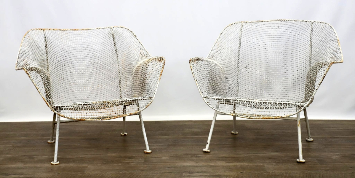 1227A pair chairs