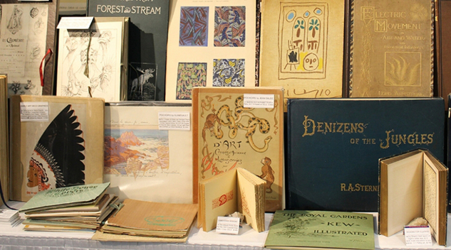 Antiquarian Book Fair Thumb