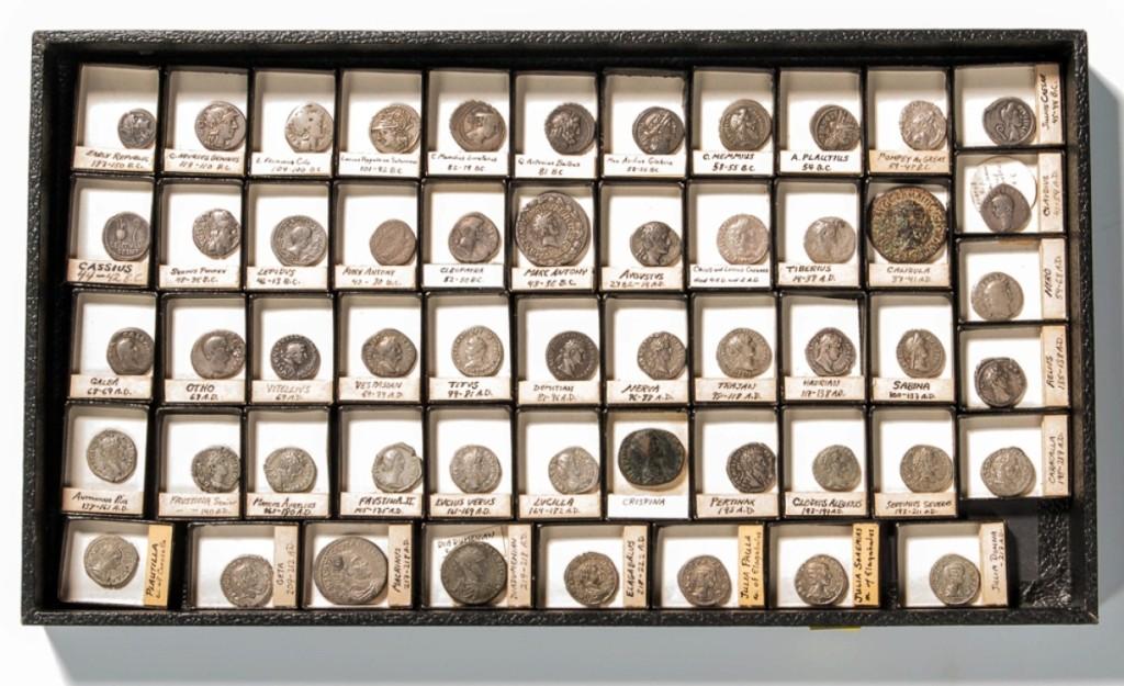 AB Skinner Coins