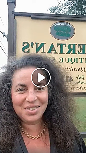 On Tuesday, July 14, Hertan's owner and Brimfield LIVE chief executive officer Klia Ververidis opens the week in a livestream video.