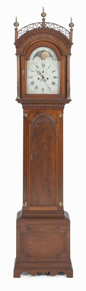 William Fitz Clock