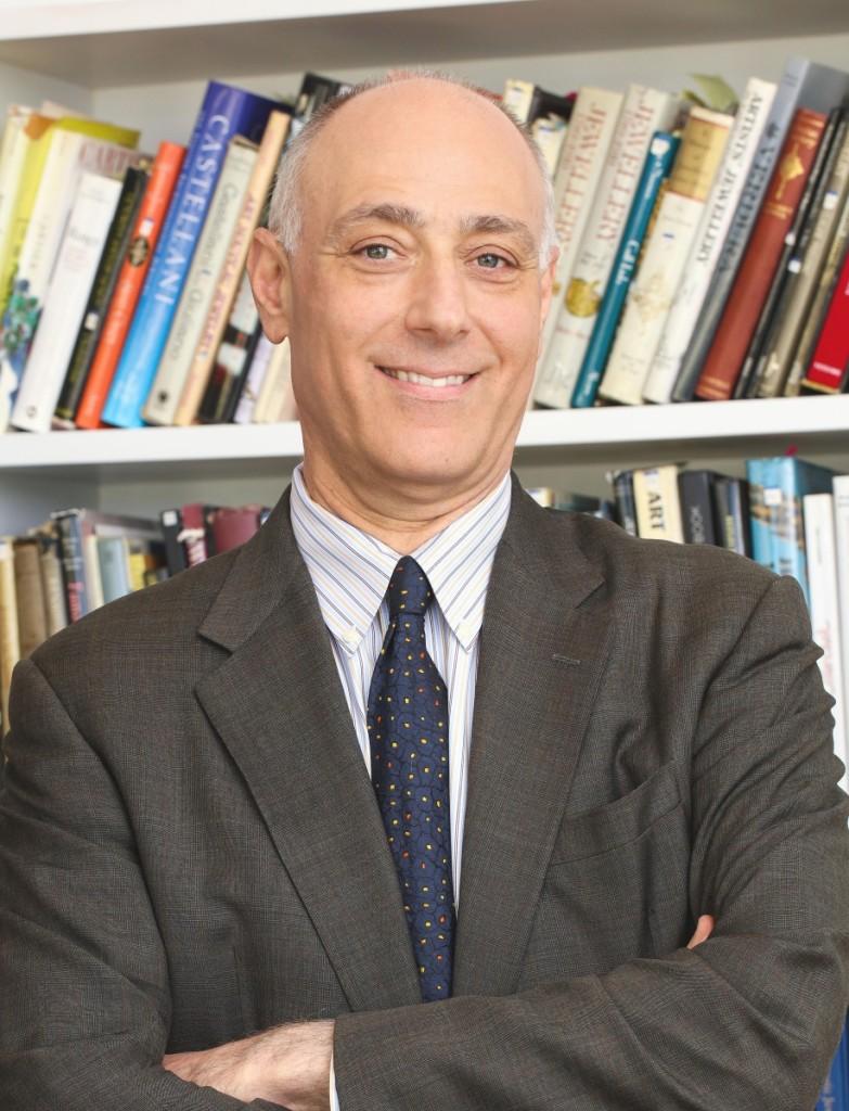 Dr Mark Schaffer, director, A La Vieille Russie