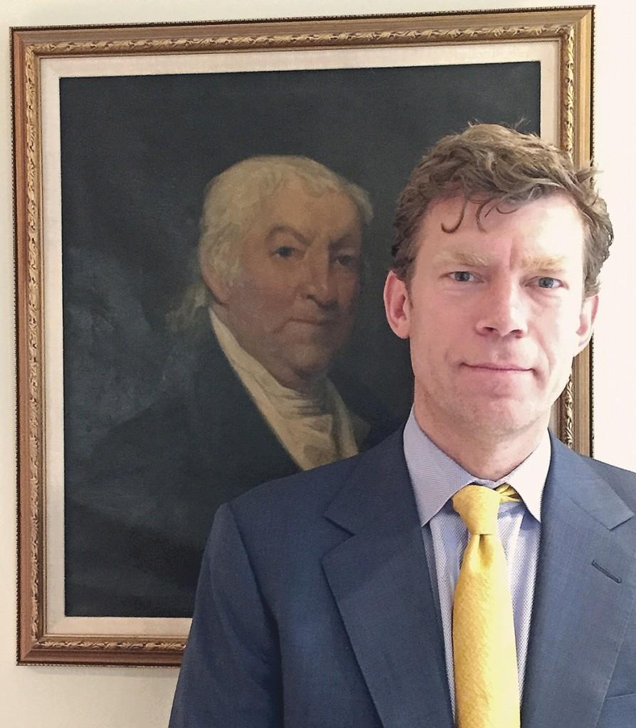 Tim Martin, president, S.J. Shrubsole Corp.