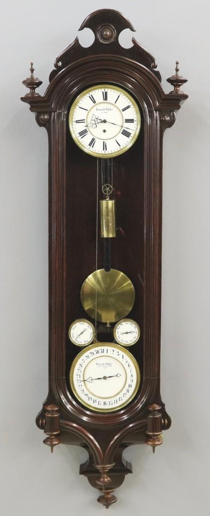 AB Schmidt clock