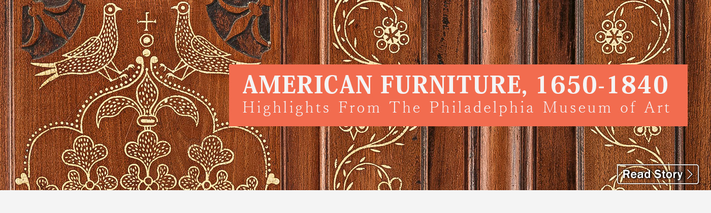 American Furniture, 1650-1840: Highlights From The Philadelphia Museum Of Art