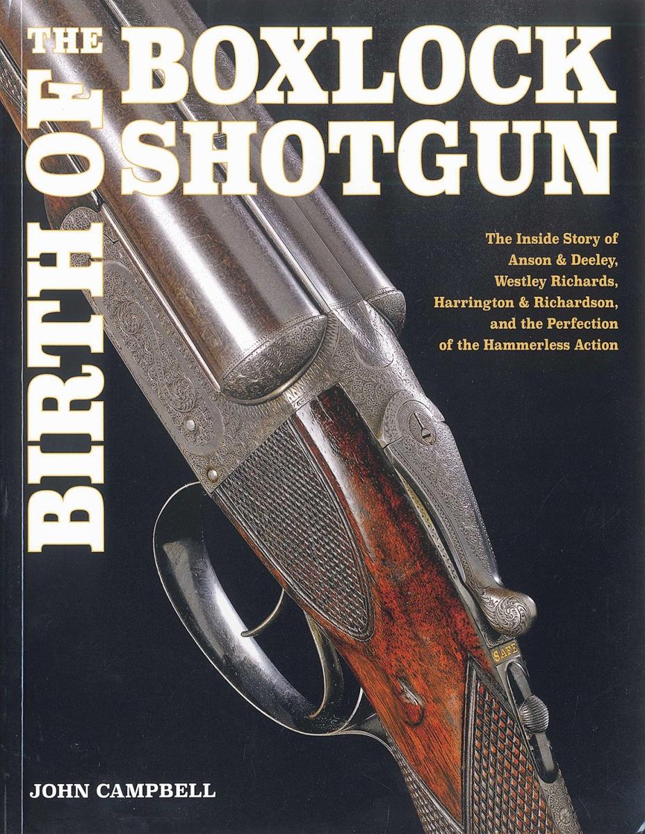 Boxlock Shotgun