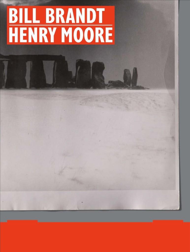 Cover, Bill Brandt _ Henry Moore