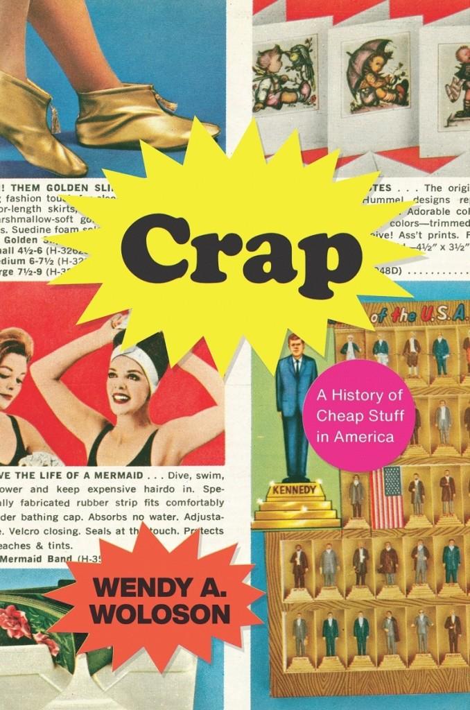 CRAP book cover
