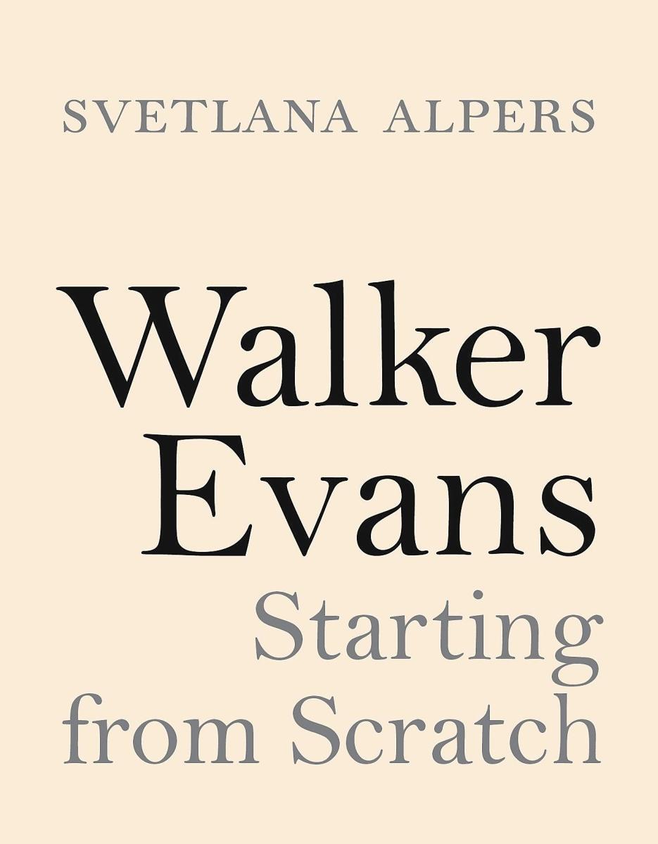 Svetlana Alpers Walker Evans-1
