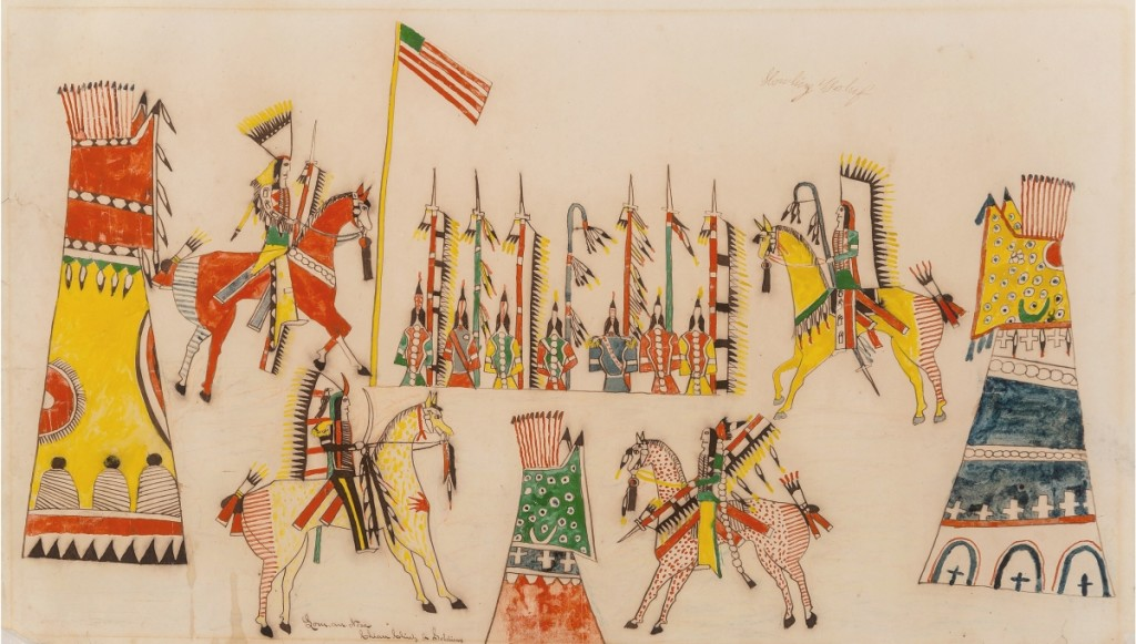 Ledger Drawing Most Valuable