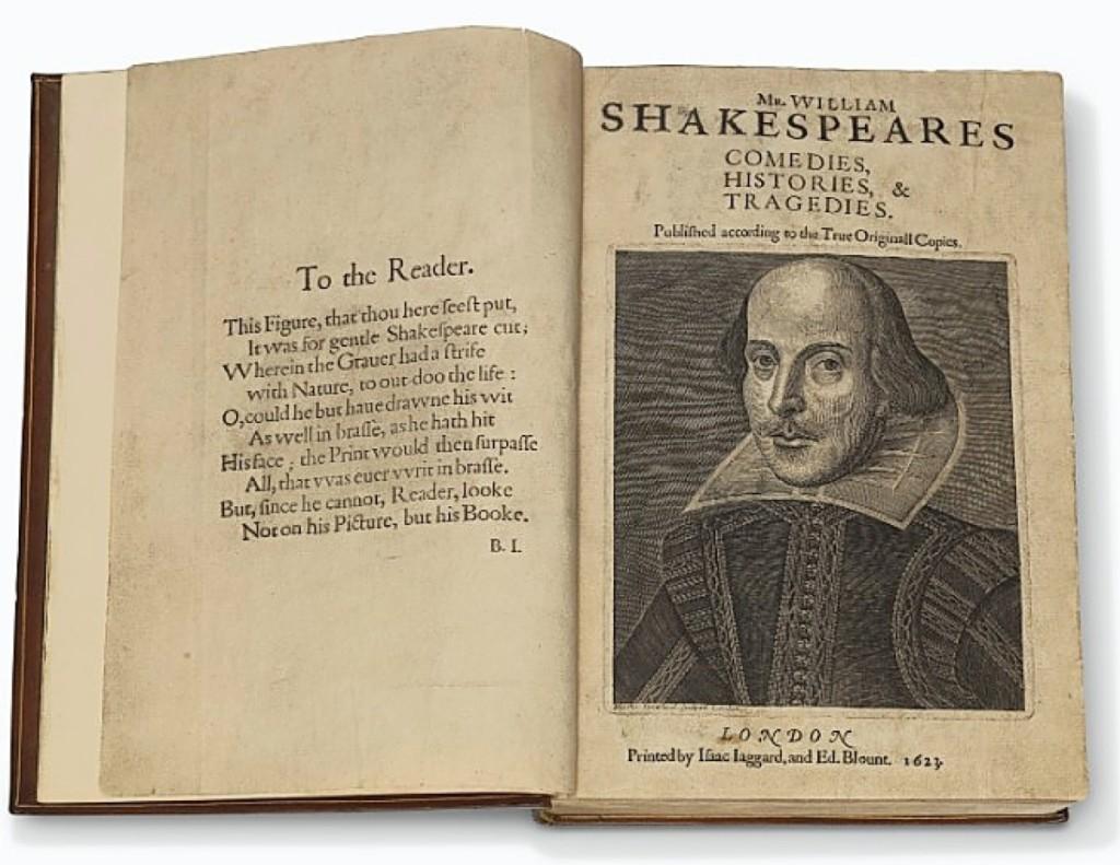 Shakespeare Most Valuable Literature