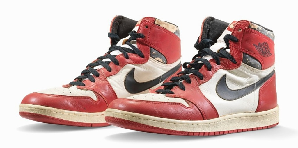 Sneakers Most Valuable