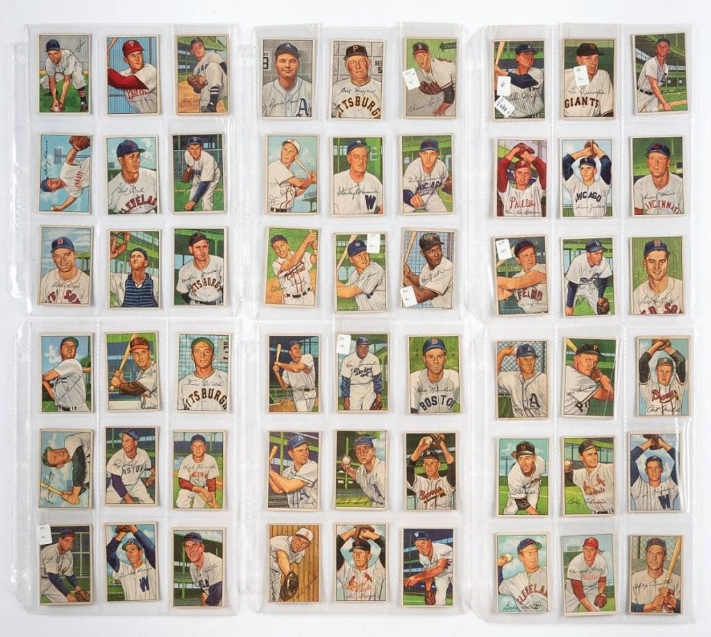 AB Cordier baseball cards