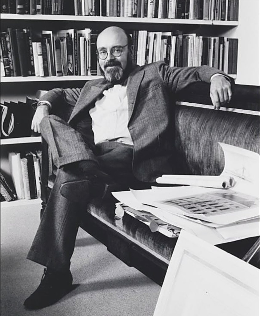 Christopher Monkhouse, founding curator of the Heinz Architectural Center, 1992.   —Robert P. Ruschak photo