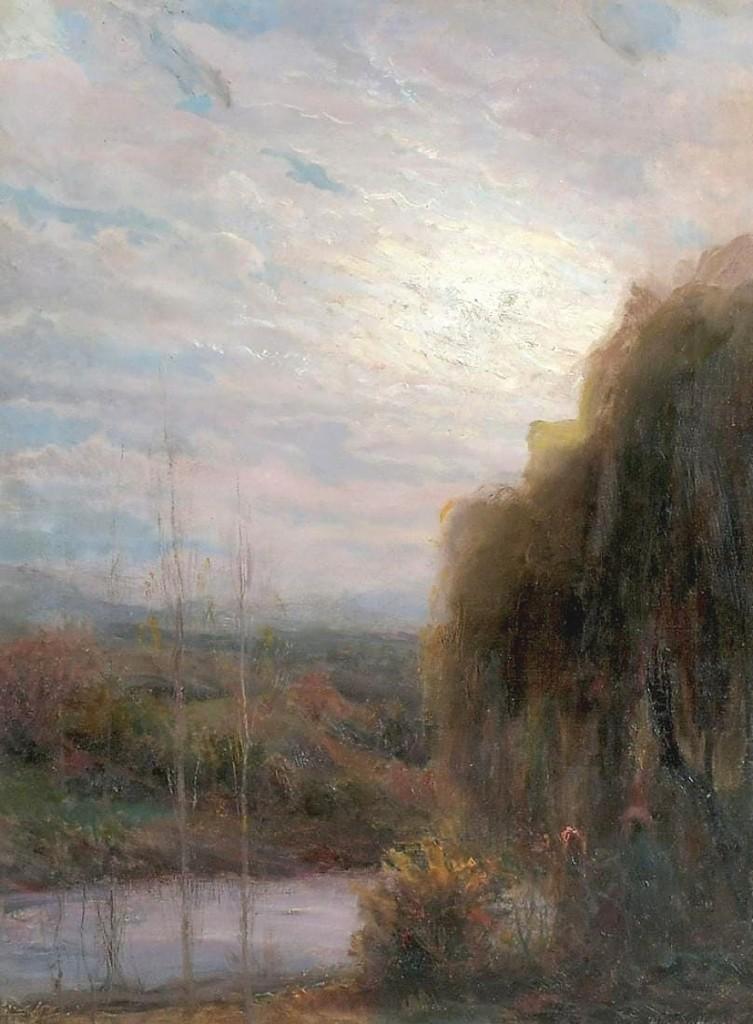 AB Burchard Chilean Landscape