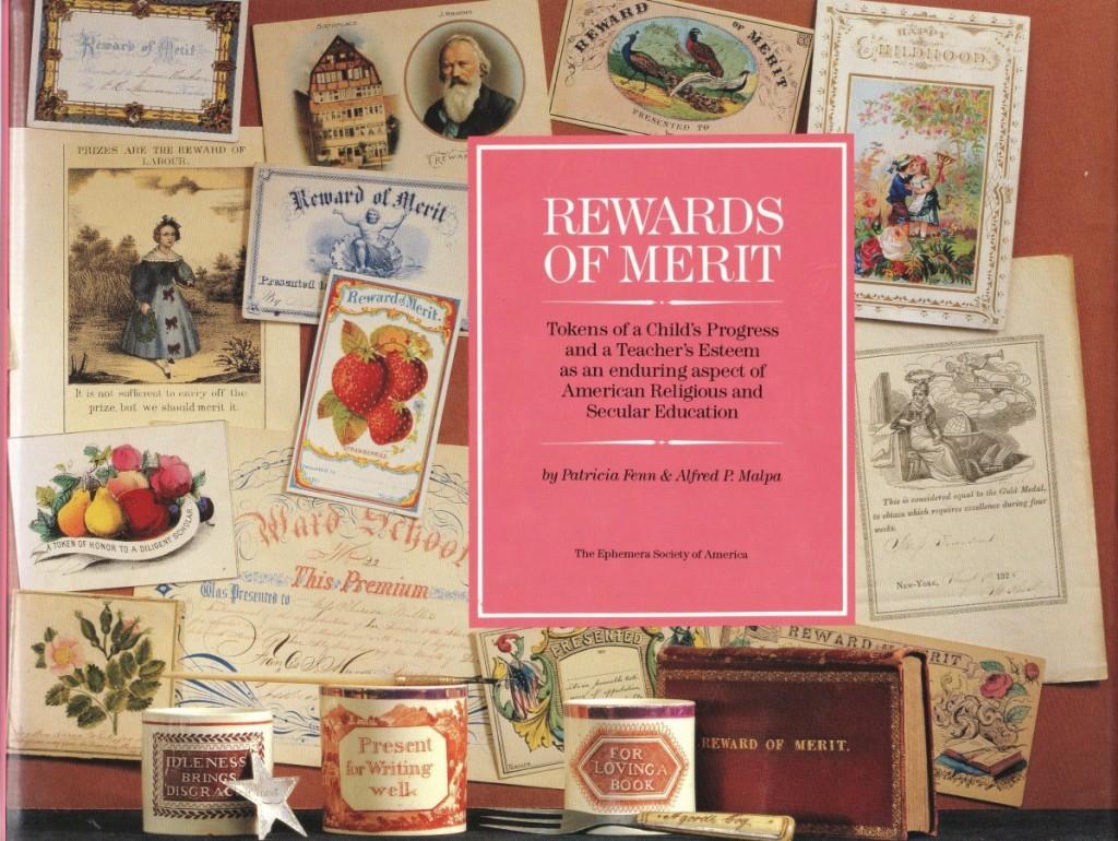 Rewards of Merit book