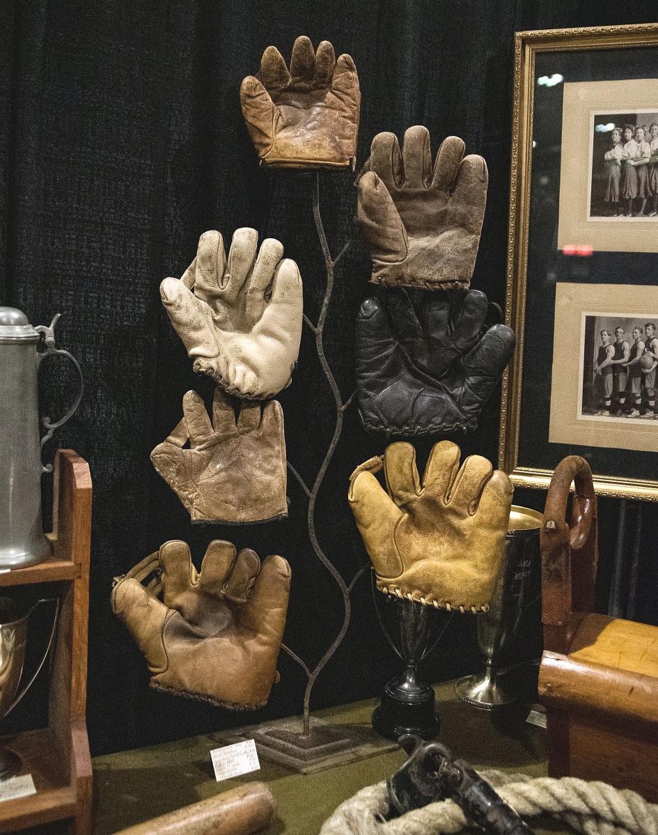McElwain Antiques, Goldsboro, N.C.