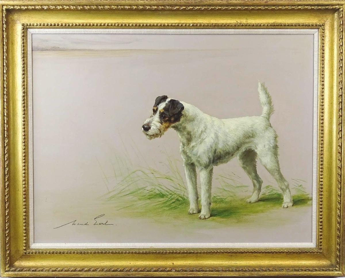 AB Copake Maud Earl Painting