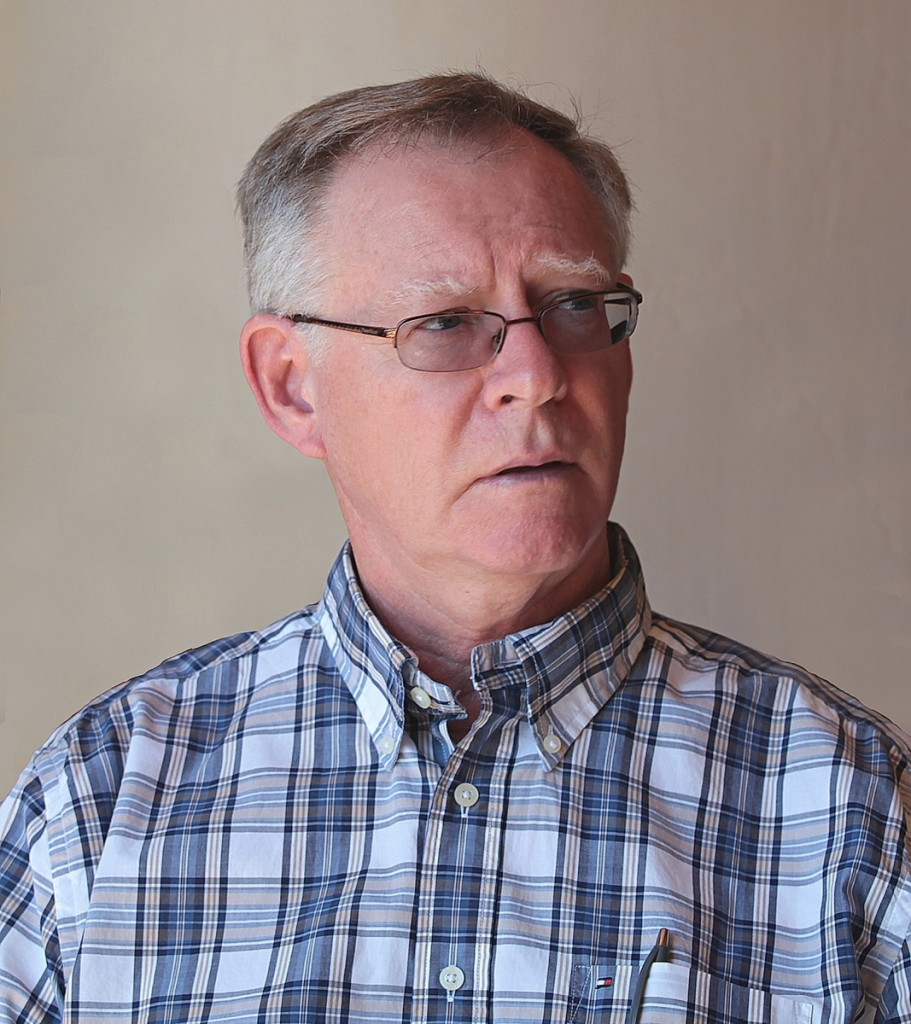 Collector Gary Leiser
