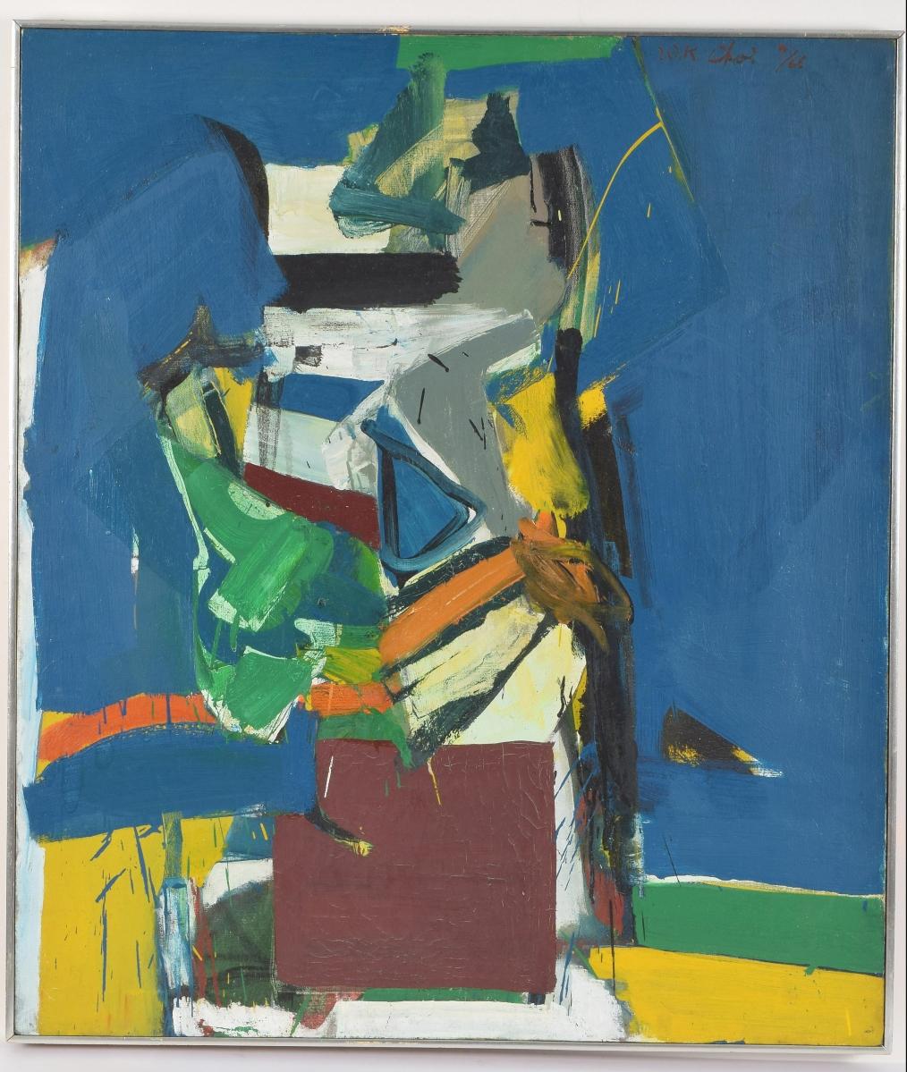 Korean abstract