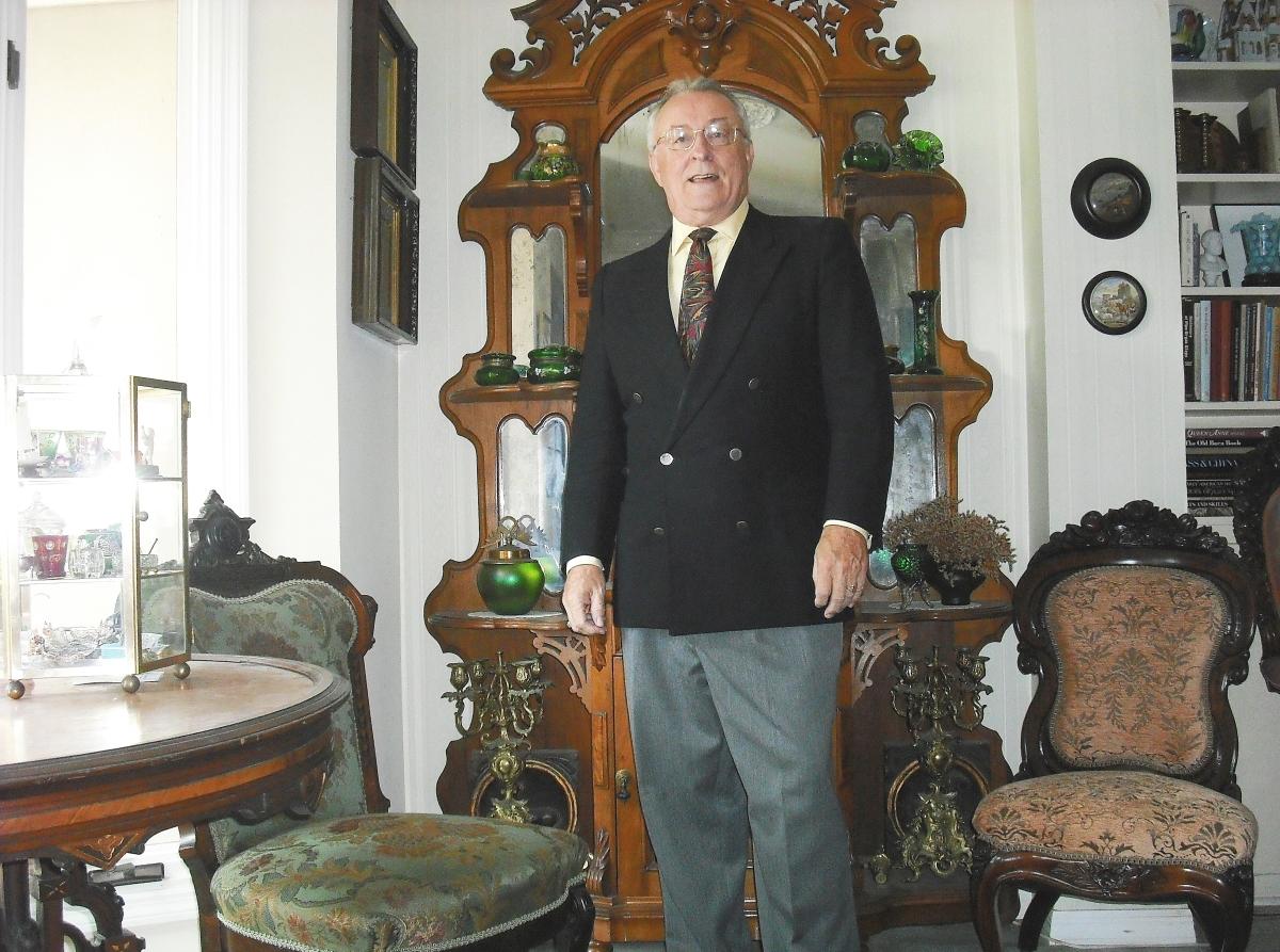 Mr Joe Wiessinger, 2011, photo courtesy of J. Wiessinger.