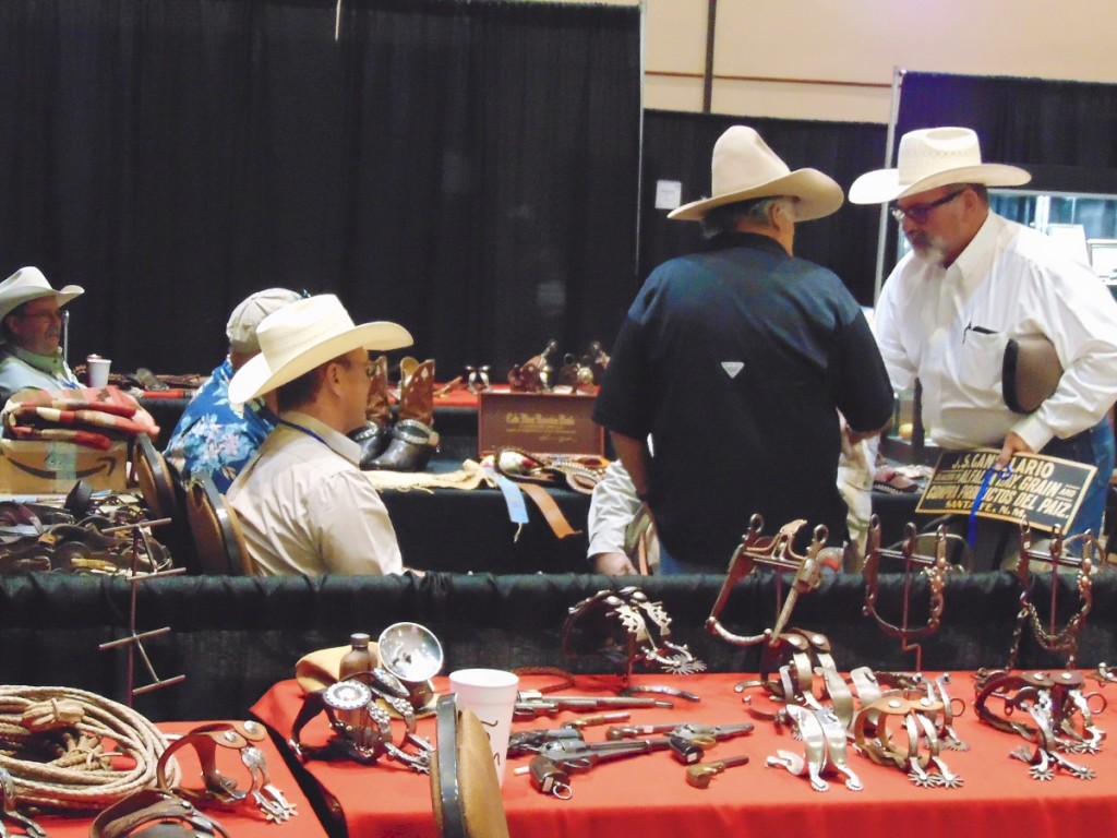 Opening day cowboy gear dealers are back together on a show floor for the first time in over 17 months.