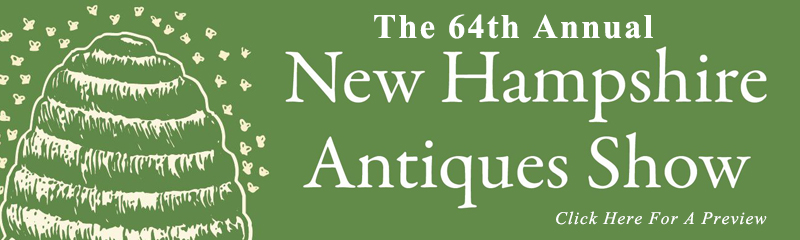 2021 NH Antiques Show Article Promo Banner