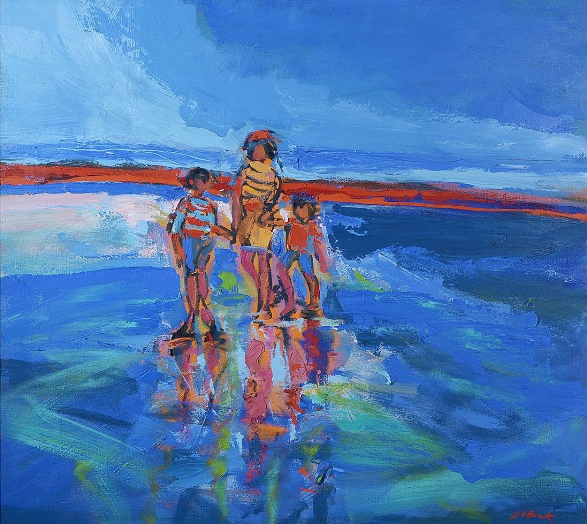 AB Michaan's Berk painting