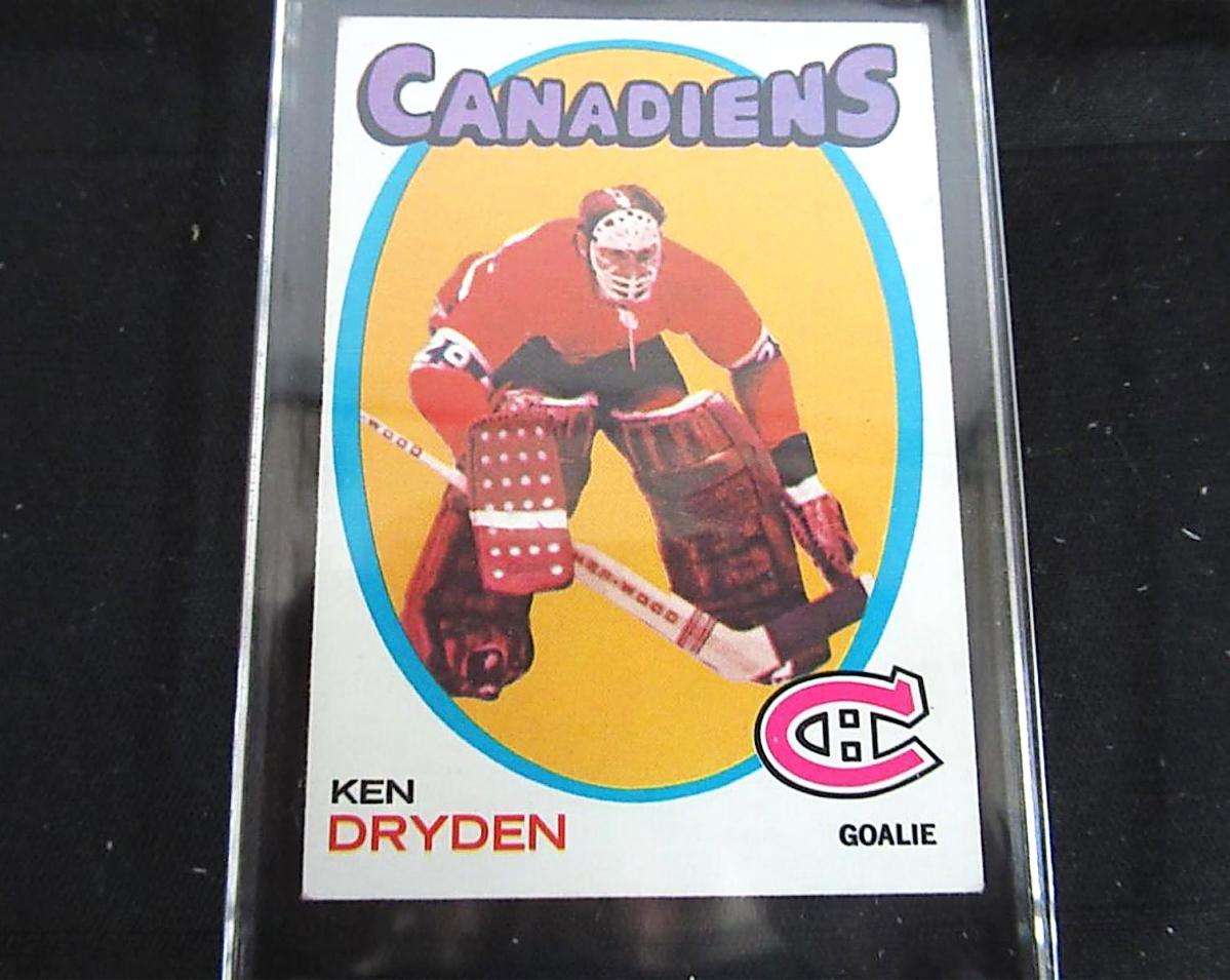 AB Moggies Hockey Card