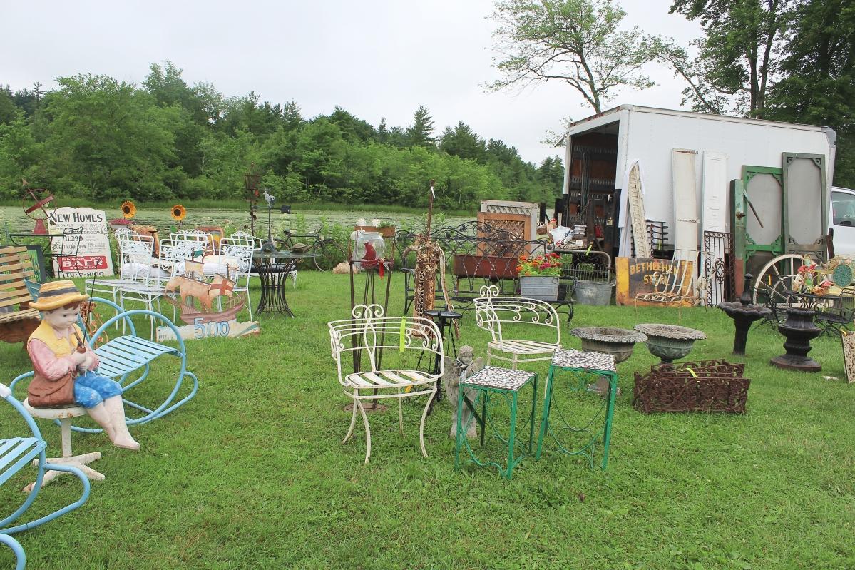1700s' Antique Village, Barto, Penn.  —Heart-O-The-Mart