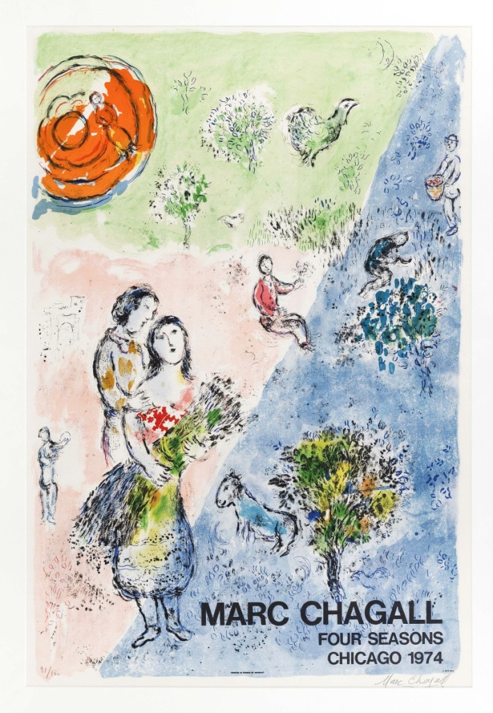 AB Eldred's Chagall