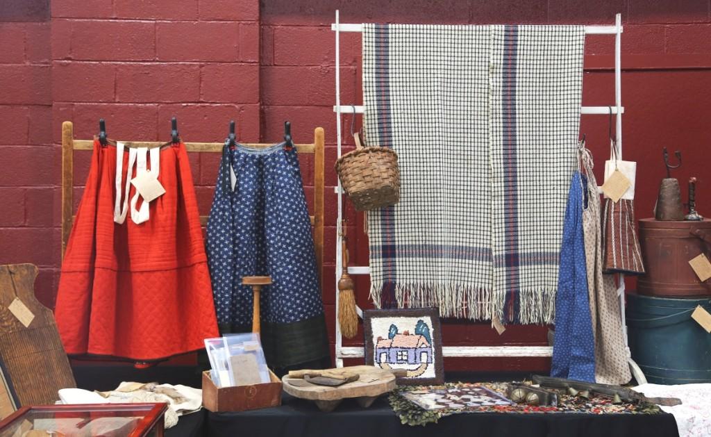 Sandy Elliott Country Antiques, Brentwood, N.H.   —Black River Antique Show