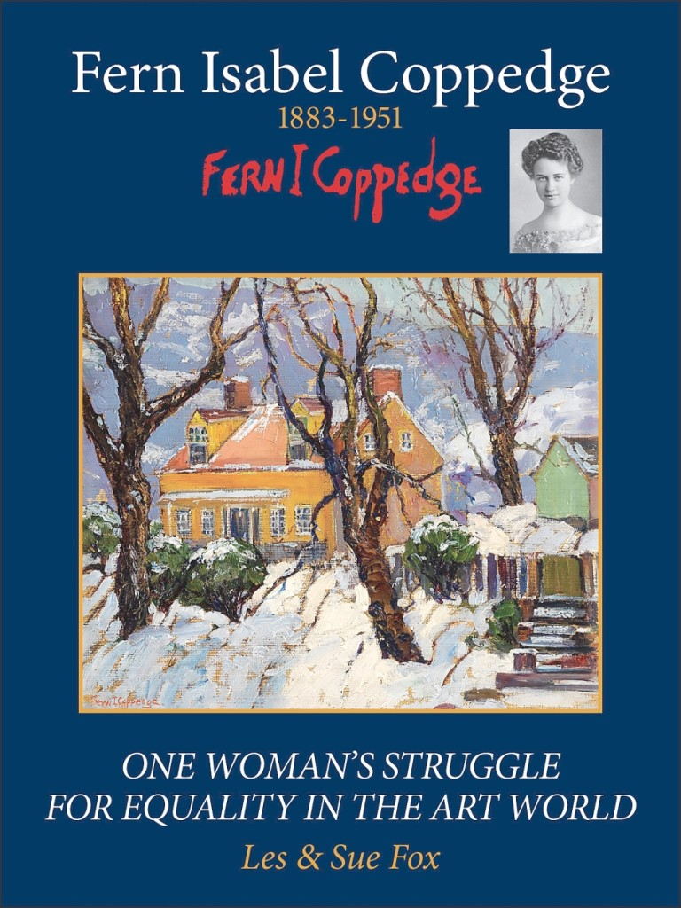 Fern Coppedge (1883-1951), the first in-depth exploration of the artist's   life and work, is out in November at www.ferncoppedge.com.